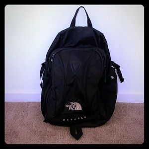 Gently Used - The North Face Wasatch Backpack